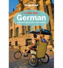 Lonely Planet Fast Talk: German - 2nd Ed by Various