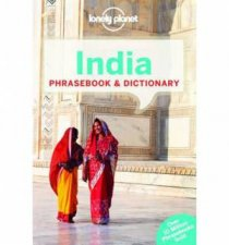 Lonely Planet Phrasebook India  2nd Ed