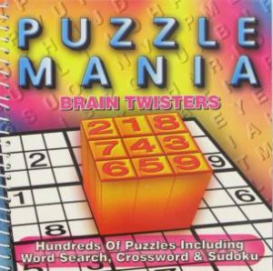 Puzzle Mania: Brain Twisters by Various