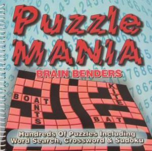 Puzzle Mania: Brain Benders by Various