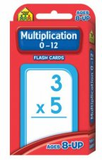 School Zone Flashcards Multiplication 012 Revised