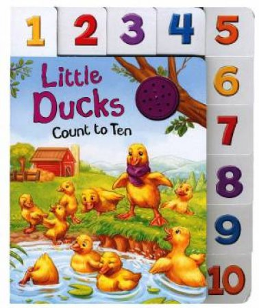 10 Little Index Sound: Little Ducks Count to Ten by Various