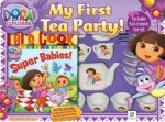 Gift Box Dora the Explorer My First Tea Party