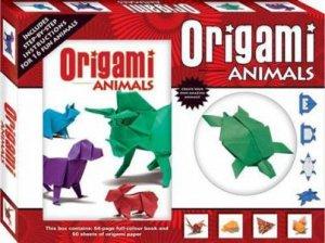 Gift Box: Origami Animals