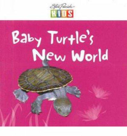 Steve Parish Early Reader: Turtle