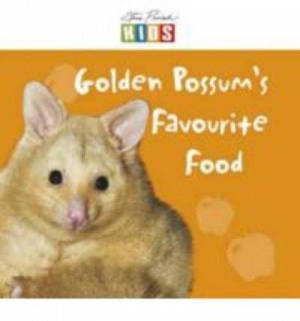 Steve Parish Early Reader: Gold Possum
