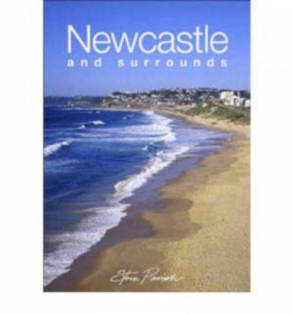 Steve Parish - Mini Souvenir Book - Newcastle And Surrounds
