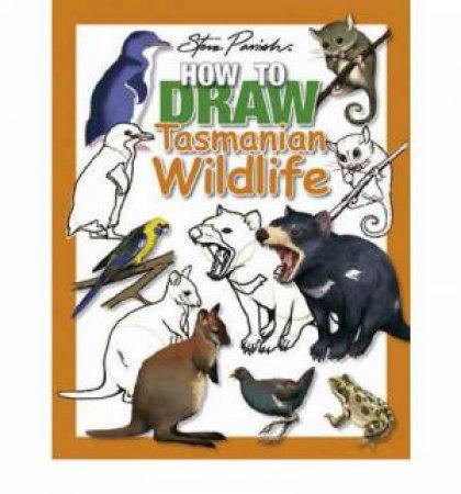 How to Draw Tasmanian Wildlife