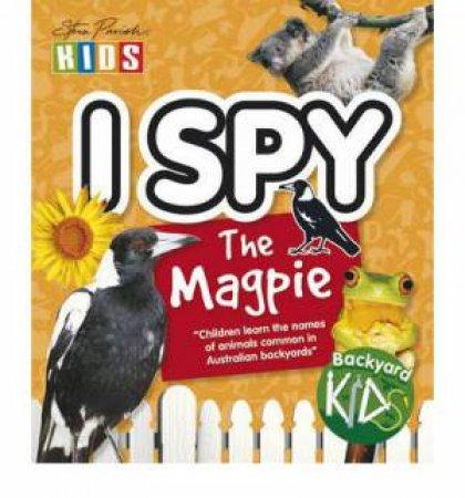 I Spy The Magpie