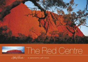 Steve Parish - Panoramic Gift Book - The Red Centre