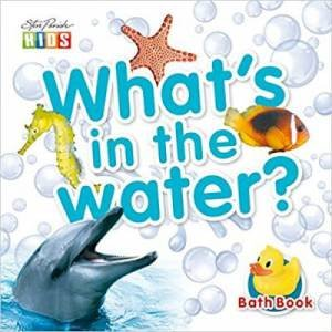 Steve Parish Bath Books: What's In the Water