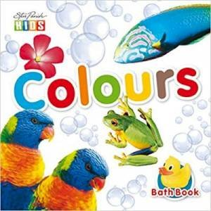 Steve Parish Bath Books: Colours