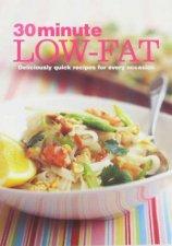 30 Minute Low Fat