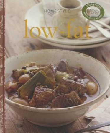Homestyle: Low-Fat by Various