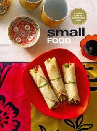 Chunky Cookbook: Small Food