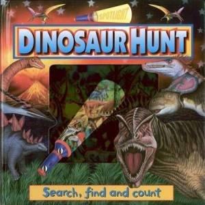 Search & Find Spotlights: Dinosaur Hunt
