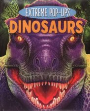 Extreme PopUps Dinosaurs
