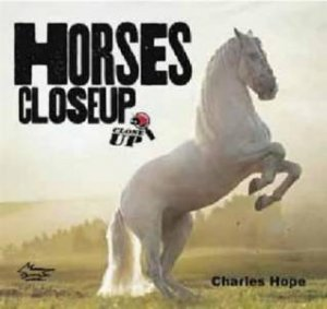Close-up: Horses by Charles Hope