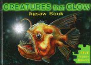 Creatures That Glow Jigsaw Book by Various