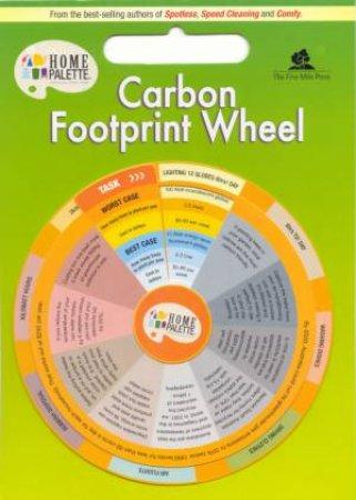 ABC Home Palette Carbon Footprint Wheel by Shannon Lush & JenniferFleming