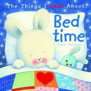 Things I Love About: Bedtime