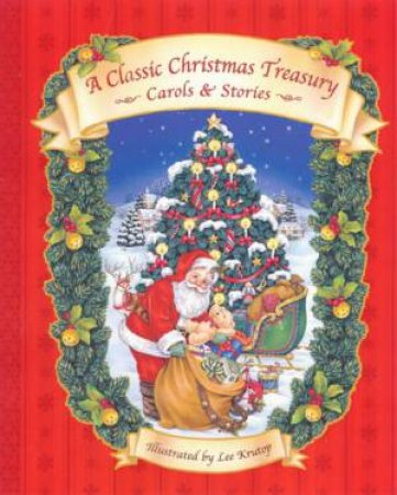 Classic Christmas Treasury: Carols and Stories by Various