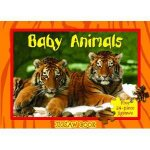 Baby Animals Jigsaw Book