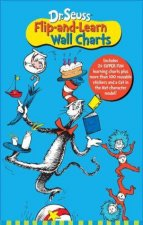 Dr. Seuss Flip-And-Learn Wall Charts by Dr. Seuss
