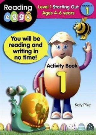 Starting Out: Activity Book 1 by Katy Pike