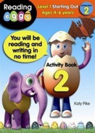 Starting Out: Activity Book 2 by Katy Pike