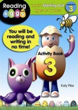Starting Out: Activity Book 3 by Katy Pike