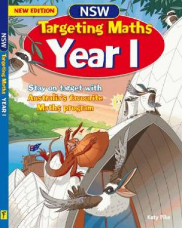 NSW Targeting Maths Student Book - Year 1