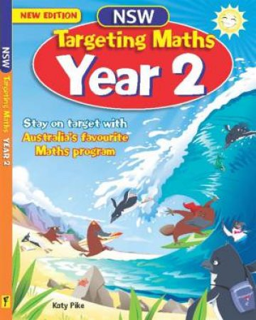 NSW Targeting Maths Student Book - Year 2