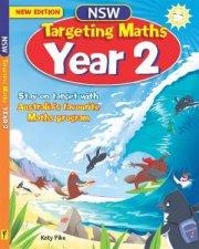 NSW Targeting Maths Student Book  Year 2