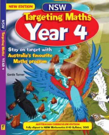 NSW Targeting Maths Student Book - Year 4 (Australian Curriculum Edition)