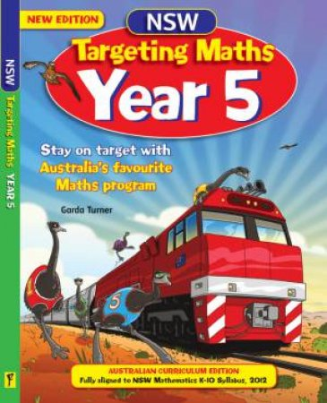 NSW Targeting Maths Student Book - Year 5 (Australian Curriculum Edition)