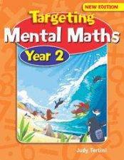 Targeting Mental Maths  Year 2 Australian Curriculum Edition