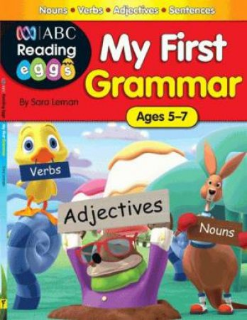 ABC Reading Eggs: My First Grammar: Adjectives - Ages 5-7
