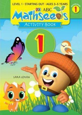 Mathseeds Activity Book 1