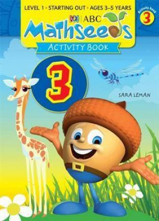 Mathseeds Activity Book 3