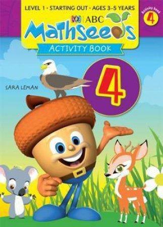 Mathseeds Activity Book 4