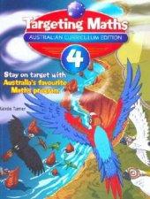 Targeting Maths Student Book Year 4 Australian Curriculum Edition