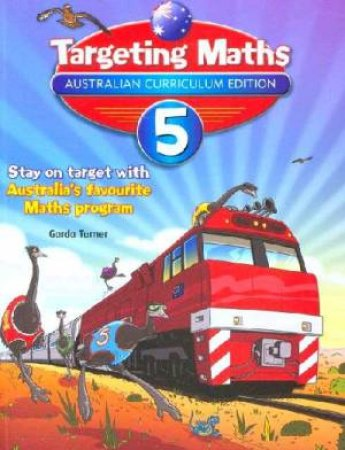 Targeting Maths Student Book: Year 5 (Australian Curriculum Edition)