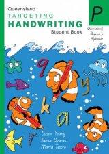 QLD Targeting Handwriting Student Book  Prep