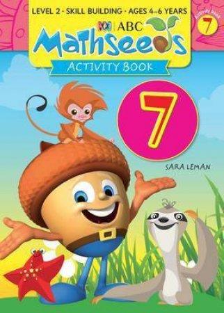 Mathseeds Activity Book 7