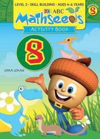 Mathseeds Activity Book 8