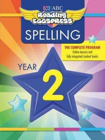 ABC Reading Eggspress Spelling Workbook Year 2
