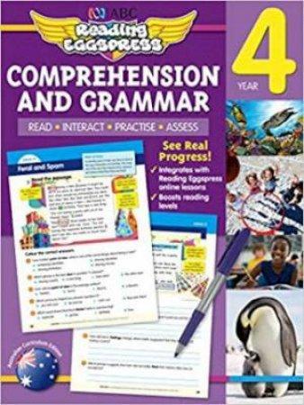 Reading Eggspress Comprehension & Grammar Year 4