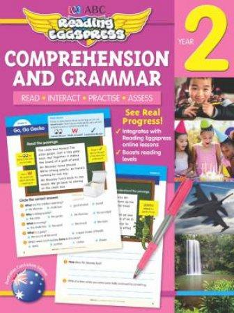 Reading Eggspress Comprehension & Grammar Year 2