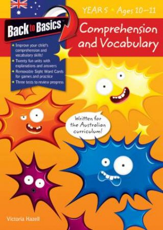 Back to Basics: Comprehension and Vocabulary Year 5